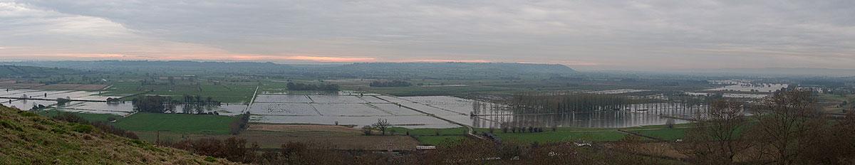 Floods Bridgwater