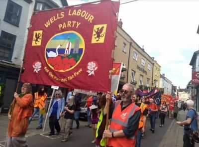 labour banner