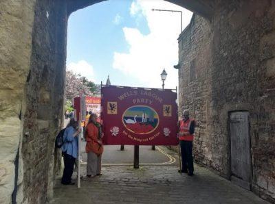 wells banner